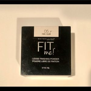 Maybelline Fit Me Loose Translucent Powder